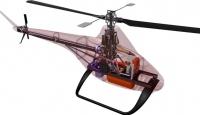 Yerli İnsansız Helikopter Yolda