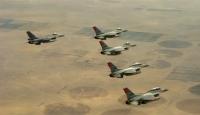 Türk Jetleri Terör Yuvası Kandil'i Vurdu
