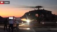 Malatya'da Askeri Helikopter Düştü: 1'i Şehit Oldu Diğeri Yaralandı