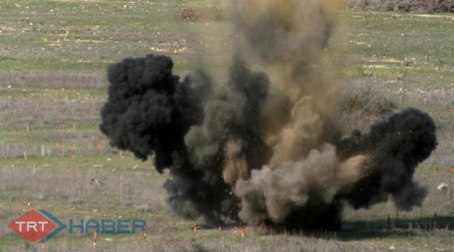 Mayın sivilleri hedef aldı: 17 ölü