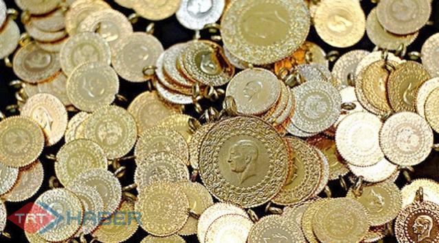 Çeyrek Altın 180 Liraya Dayandı