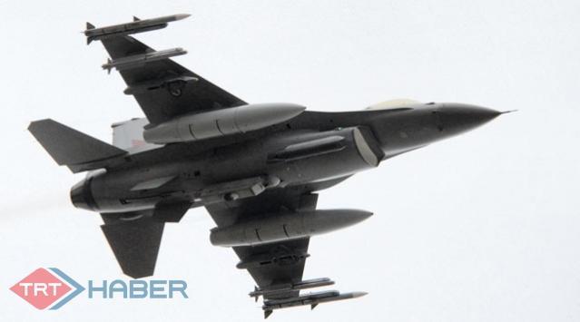 ABD Mısıra 4 F-16 gönderiyor