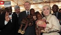 Erdoğan'dan Somali için Yardım Çağrısı