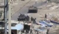 Suriye'de Güneyindeki Inkhıl Kasabasında Güvenlik Güçleri 4 Kişiyi Öldürdü