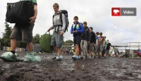 Belçika'da Festival Felakete Dönüştü