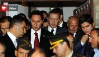 Erdoğan'a Eşlik Eden Uçak Büyük Tehlike Atlattı