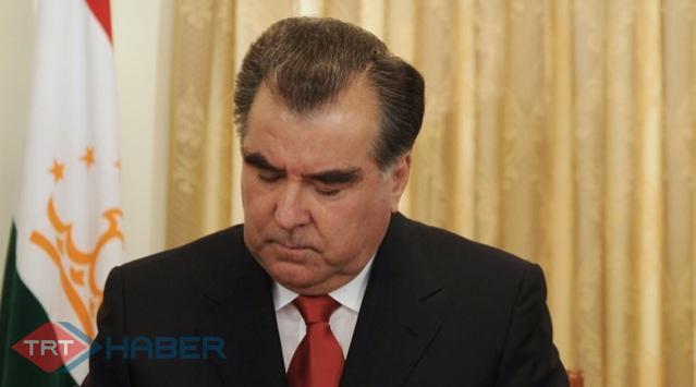 Tacikistanda Büyük Af