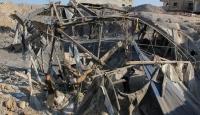 İsrail'den Gazze'ye Füze Saldırısı