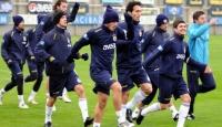 Fenerbahçe'de Semih Antrenmana Çıkmadı