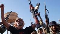 """Libya'da """"Silah"""" İsyanı!"""