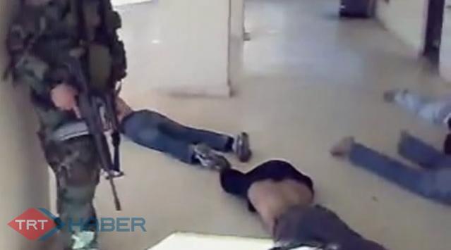 Suriyede İnsanın Kanını Donduran Eziyet
