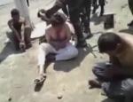 Suriyede Kan Donduran Görüntüler