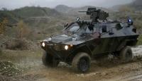 Polise 100 Milyon TL'lik Zırhlı Araç