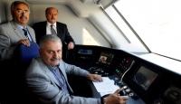 Ankara-Konya Hızlı Tren Hattı Tamam