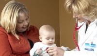 Şişmanlık Anneden Bebeğe Geçiyor