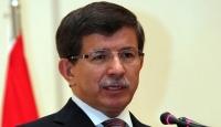 Davutoğlu: Abluka Yaşadışı
