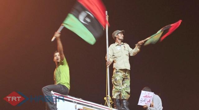 Libyanın 90 Milyar Doları Yurt Dışında...