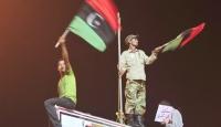 Kaddafi'nin Karargahında Şiddetli Çatışmalar