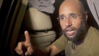 Oğul Kaddafi Lahey'le Pazarlık Yapıyor