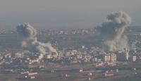 Suriye'de Çocuk Parkı Bombalandı
