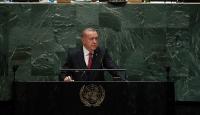 Cumhurbaşkanı Erdoğan BM 75. Genel Kurulu'na sesleniyor
