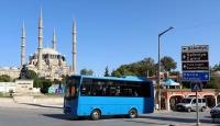 Edirne'de 65 yaş ve üstü vatandaşlara ücretsiz toplu ulaşım kısıtlaması