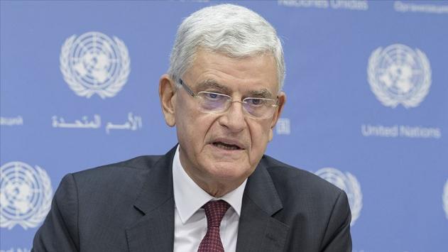 BM Genel Kurul Başkanı Bozkırdan COVID-19a karşı iş birliği çağrısı