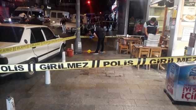 İstanbulda silahlı saldırı: 3 yaralı