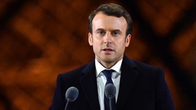 Fransa Cumhurbaşkanı Macron: Türkiyeye saygı duyuyoruz ve diyaloğa hazırız