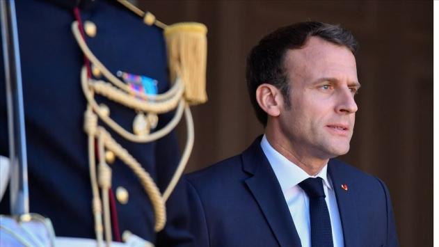 Fransadan Erdoğan-Macron görüşmesine ilişkin açıklama