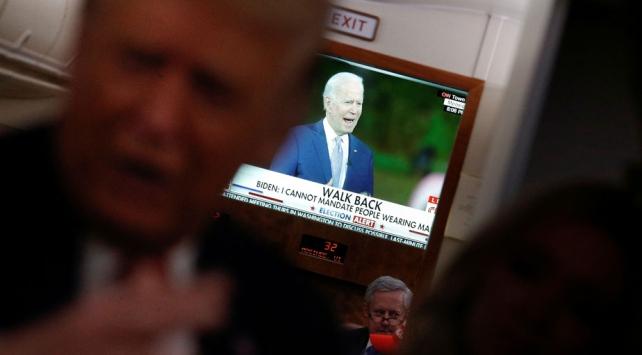 Trump ve Bidenın ilk canlı yayın tartışmasının çerçevesi belli oldu