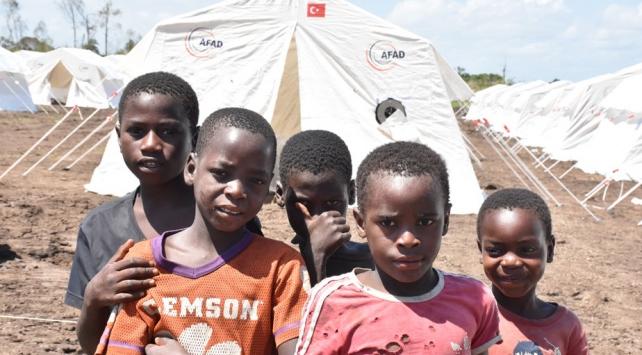 Mozambikte şiddet olayları 300 bin kişiyi yerinden etti