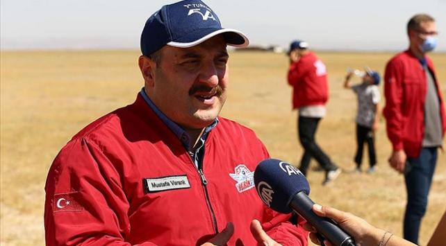 Bakan Varank: Teknofestte yarışmalar, geçen seneden daha büyük katılımla gerçekleşiyor