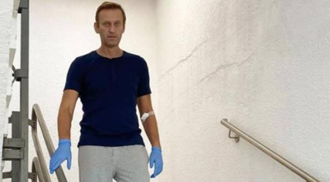 Rus muhalif Navalnıy taburcu edildi