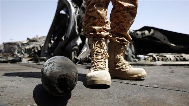 Libya ordusu: Suknede Rus paralı askerleri taşıyan helikopter düştü