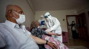Sağlık hizmeti eve taşındı; 1 milyon 724 bin kişi yararlandı