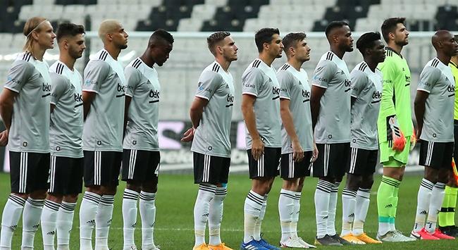 Beşiktaşın Avrupa karnesi zayıf