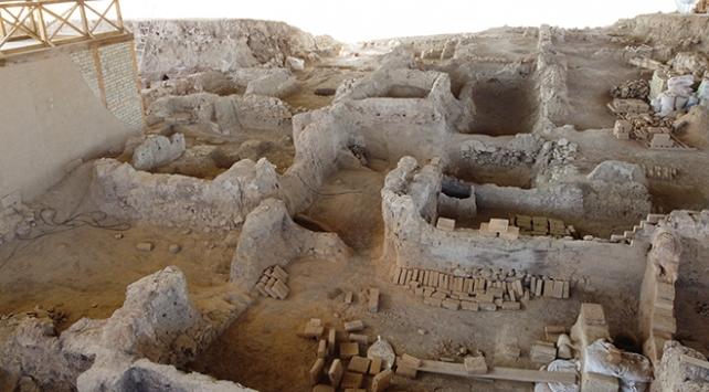 Denizlide 4 bin yıl öncesine ait tekstil atölyesi bulundu