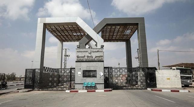 Gazze ile Mısır arasındaki Refah Sınır Kapısı 3 günlüğüne açılacak