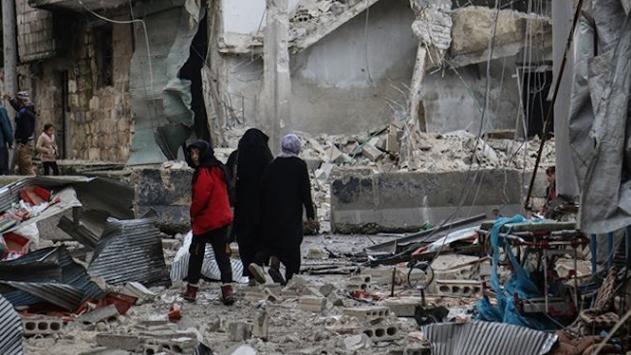 ABD öncülüğündeki koalisyon Suriyede 3 binden fazla sivili öldürdü