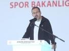 Bakan Kasapoğlı: Amacımız spora erişimi daha kolay kılmak