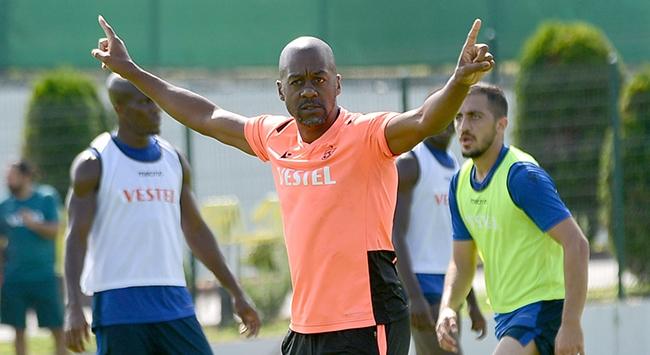 Trabzonsporda Newtondan sıkı pres uyarısı