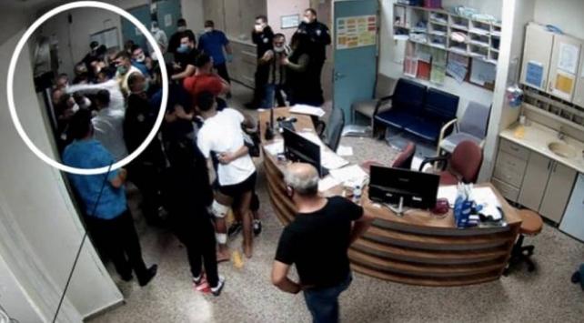 Keçiörende sağlıkçılara saldırıya ilişkin yeni fotoğraflar ortaya çıktı