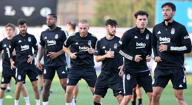 Beşiktaş Rio Ave maçına hazır