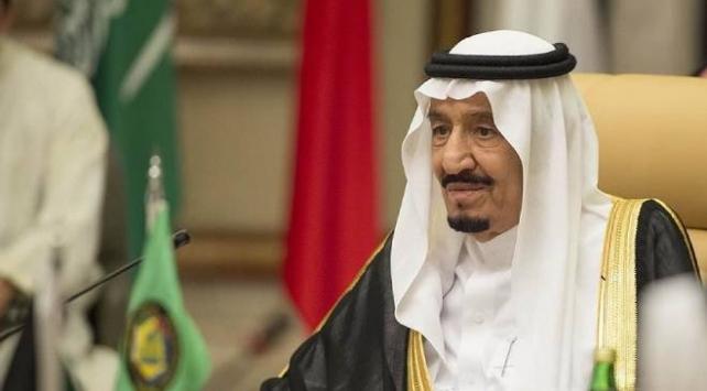Suudi Kralından ABDnin İsrail ile ilgili girişimlerine destek