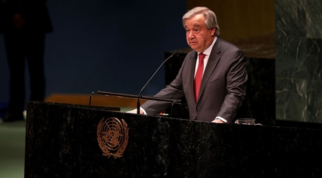 BMden Lübnana çağrı: Siyasete değil halka öncelik tanıyın