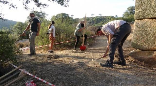 Gerga Antik Kentinde kazı çalışmaları başlatıldı