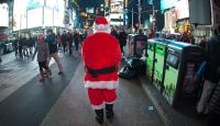 New York Times Meydanı'ndaki yılbaşı kutlaması bu yıl sanal ortamda