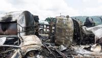 Nijerya'da tanker faciası: 23 kişi hayatını kaybetti