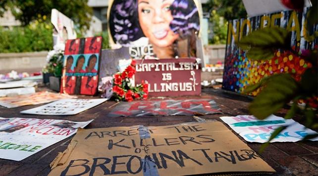 ABDde Taylor davasındaki karar protesto edildi